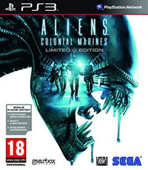 PS3: Aliens Colonial Marines