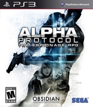 PS3: Alpha Protocol
