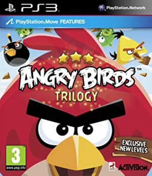 PS3: Angry Birds Trilogy