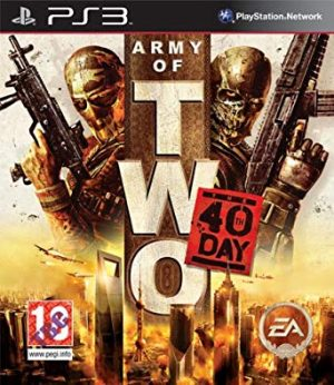 PS3: Army of Two 40th Day