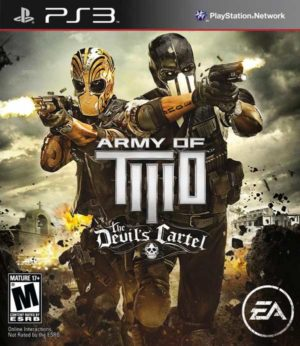 PS3: Army of Two The Devil Cartel Over Kill Edition (US)