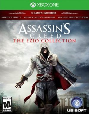 XONE: Assassin Creed Ezio Collection