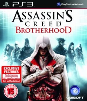 PS3: Assassin's Creed Brotherhood