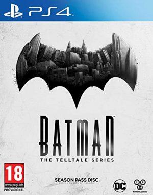 PS4: Batman The Telltale Series