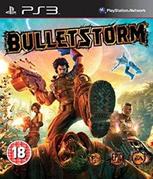 PS3: Bulletstorm