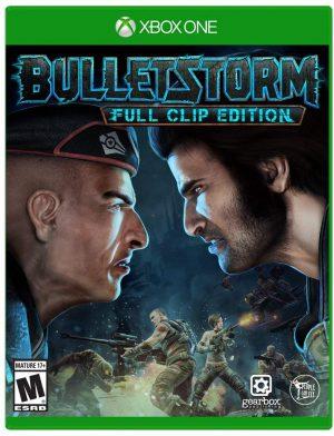 XONE: Bulletstorm Full Clip Edition