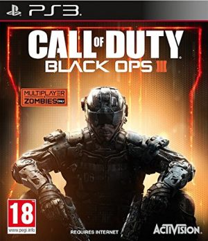 PS3: COD BLACK OPS 3 (dlc Black ops)