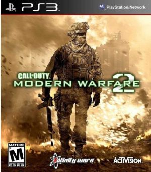 PS3: COD Modern Warfare 2