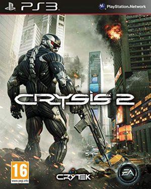 PS3: Crysis 2