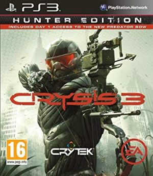 PS3: Crysis 3 Hunter Edition