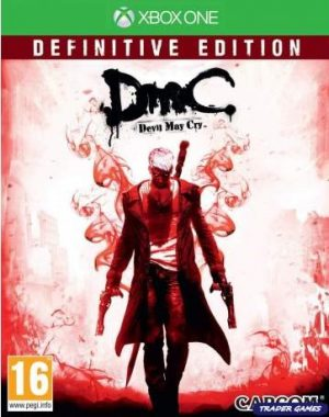 XONE: Devil May Cry Definitive Edition