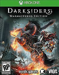 XONE: Darksiders Warmasterd Edition