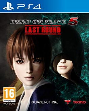 PS4: Dead or Alive 5 Last Round