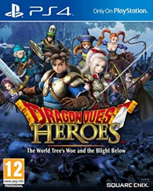 PS4: Dragon Quest Heroes: The World Tree's and the Blight Below