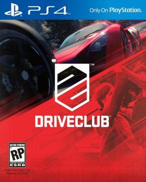 PS4: Drive Club