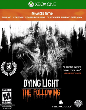 XONE: Dying Light Following Enhanced Ed