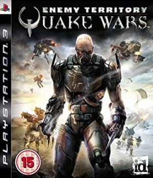 PS3: Enemy Territory Quake Wars
