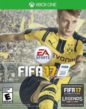 XONE: FIFA 17