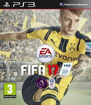 PS3: FIFA 17