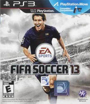 PS3: FIFA Soccer 13