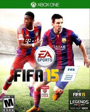 XONE: FIFA 15