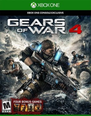 XONE: Gears of War 4
