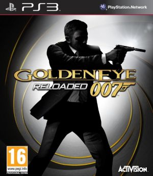 PS3: 007 Golden Eye Reloaded