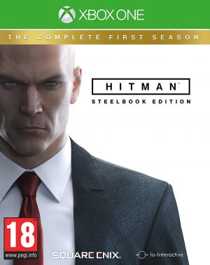 XONE: Hitman the Complete First Season Steelbook Edition