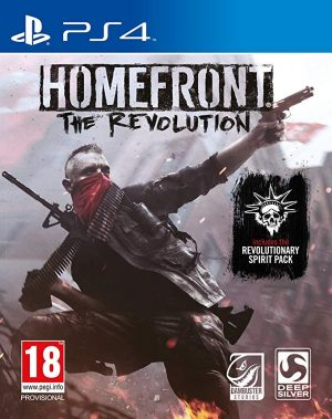 PS4: Homefront The Revolution