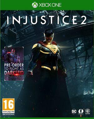 XONE: Injustice 2