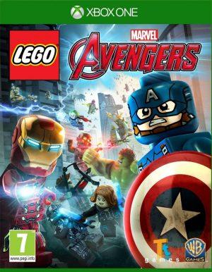 XONE: Lego Marvel Avengers