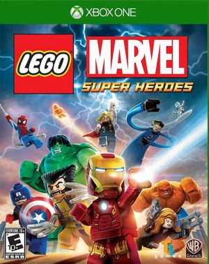 XONE: Lego Marvel Super Heroes