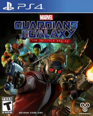 PS4: Marvel's Guardians Of The Galaxy