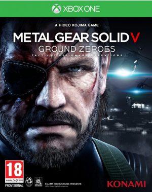 XONE: Metal Gear Solid V Ground Zero + The Phantom Pain