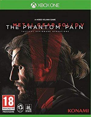 XONE: Metal Gear Solid V The Phantom Pain