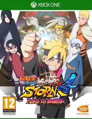 XONE: Naruto Shippuden: Ultimate Ninja Storm 4 Road to Boruto