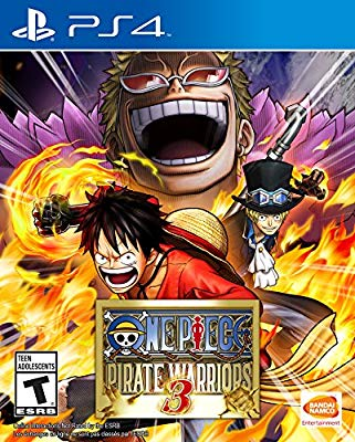 Ps4 One Piece Pirate Warrior 3 Cd World