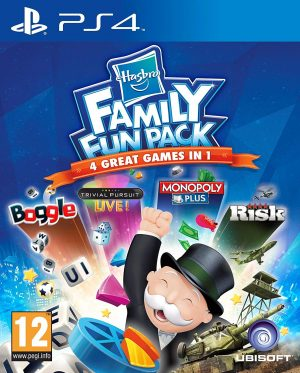 PS4: Family Fun Pack