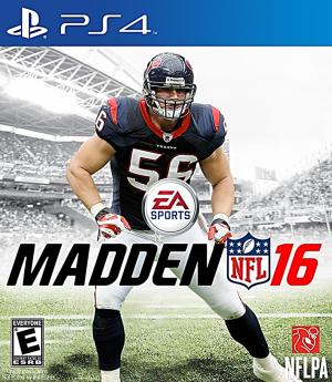 PS4: Madden 16