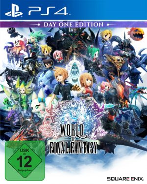 PS4: World of Final Fantasy Day One Edition