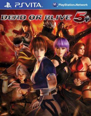 PSVITA: Dead or Alive 5 Plus