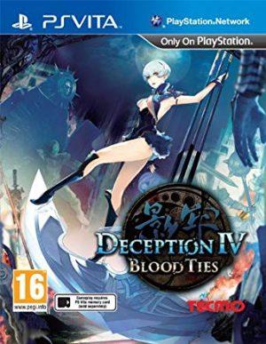 PSVITA: Deception IV Blood Ties