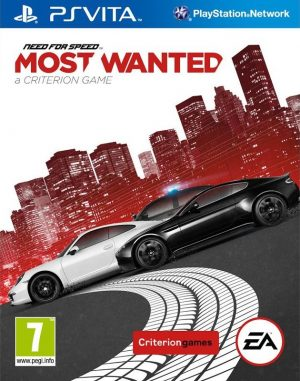 PSVITA: Need for Speed Most Wanted