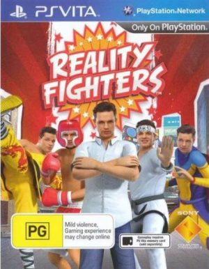 PSVITA: Reality Fighters