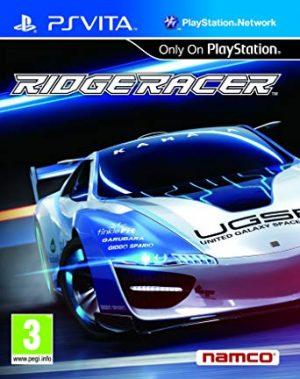PSVITA: Ridge Racer