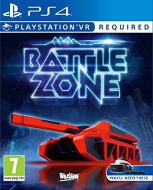 PSVR: Battlezone