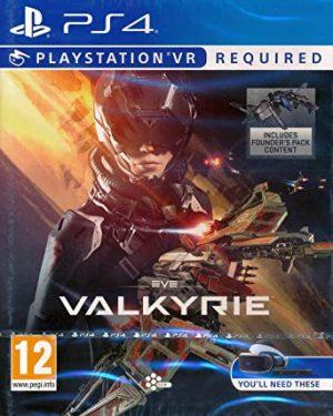 PSVR: EVE Valkyrie