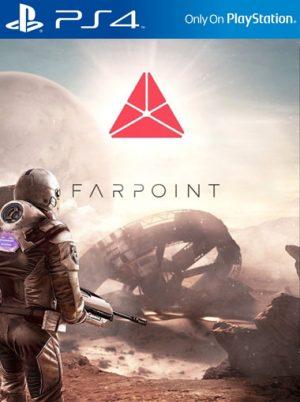 PSVR: Farpoint