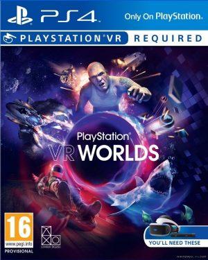 PSVR: PlayStation Worlds