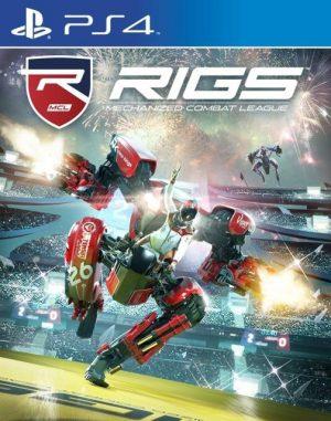 PSVR: RIGS Mechanized Combat League